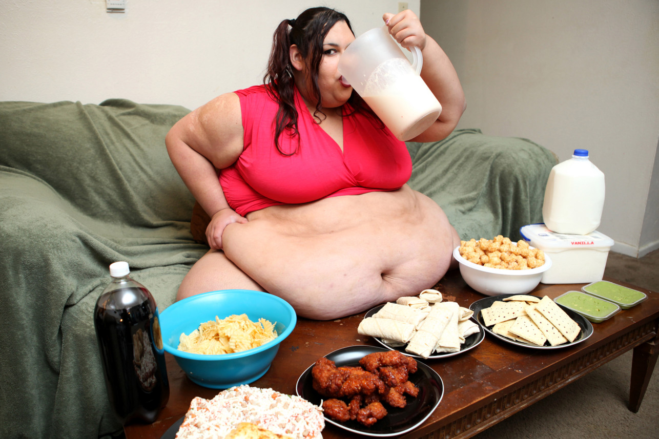 picture of a fat woman  503064