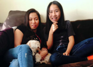 Cam To, 39, and Nhi Nguyen, 11, were reportedly shot and killed by To's husband Trinh Tran Van, 45, on Sunday, August 28, 2016. Van then reportedly killed himself. (Courtesy Thu Doan)   rbrowman@abqjournal.com Mon Aug 29 21:40:08 -0600 2016 1472528407 FILENAME: 217546.jpg