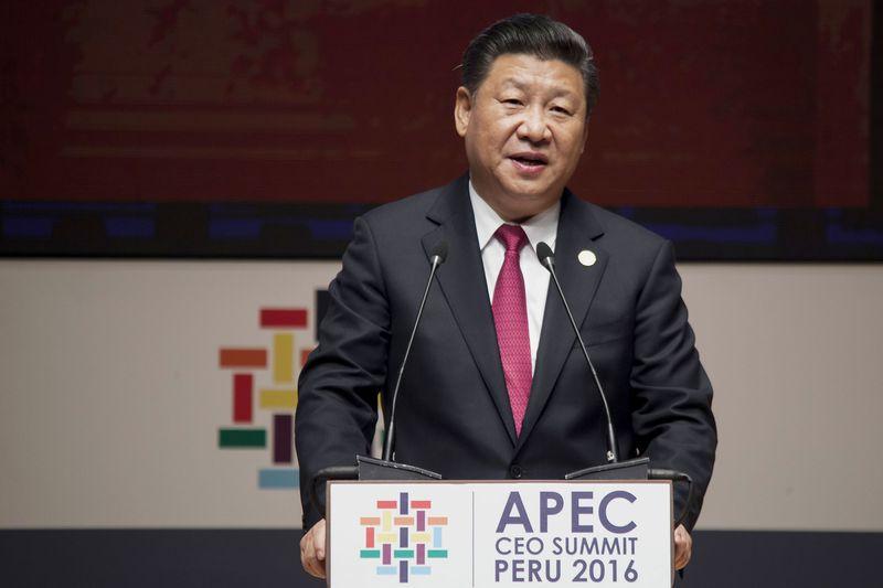 chủ tịch Tập Cận Bình của TQ. Photo courtesy: Bloomberg