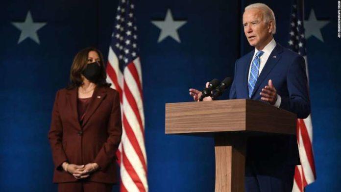 Biden: Chúng ta có thể là đối thủ, nhưng chúng ta không phải là kẻ thù