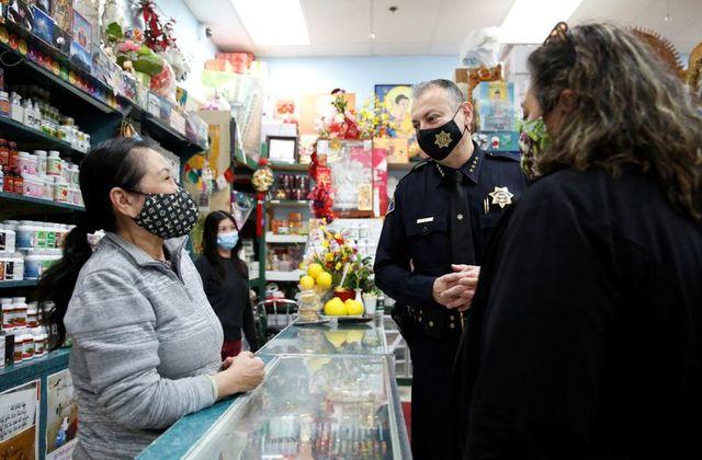 Cảnh sát San Jose trấn an cộng đồng người Mỹ gốc Việt