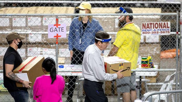 5 điểm nổi bật trong kết quả Cyber Ninjas kiểm toán bầu cử quận Maricopa